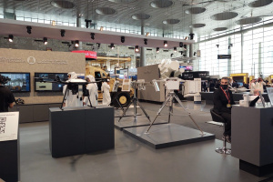 SOBT team representatives participated in the Milipol Exhibition 2021 (photo)